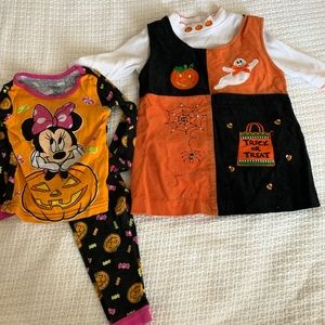 18 month 4 pc Halloween Lot